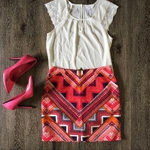 EUC Target skirt